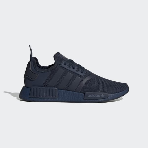 Men's NMD R1 Navy Shoes | adidas US