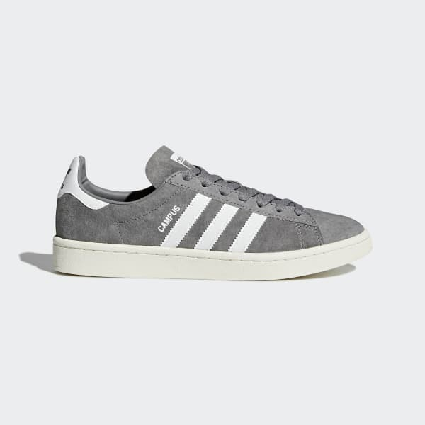 scarpe adidas originals campus gray suede BZ0085