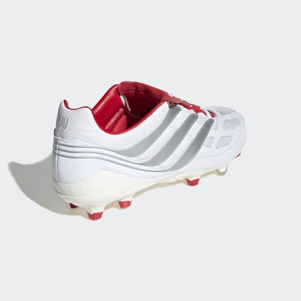 be062666e99 adidas Predator Precision Firm Ground David Beckham Cleats - White ...