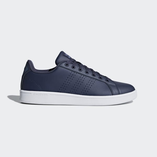 adidas Cloudfoam Advantage Clean Schoenen zwart | adidas Belgium