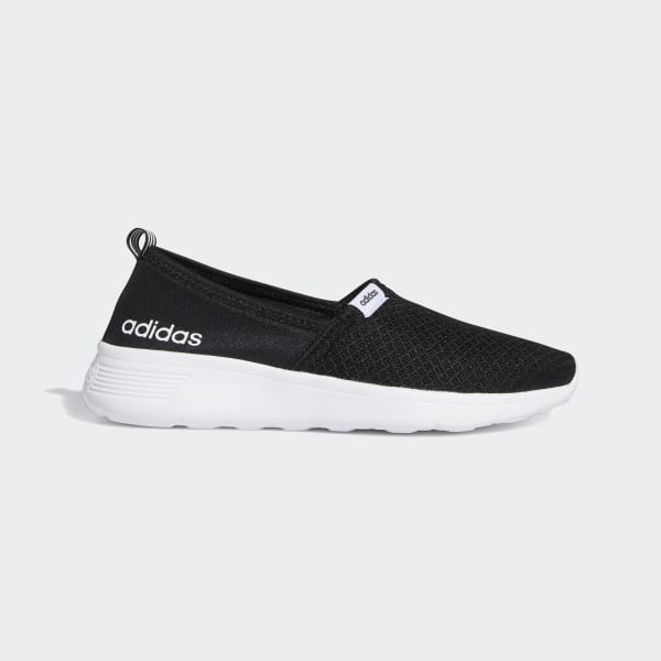 adidas Lite Racer Slip-On Shoes - Black  47802f4eb