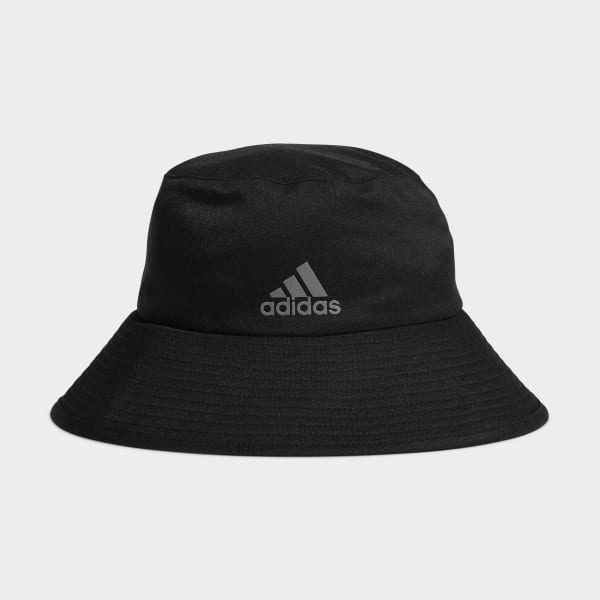 adidas Climaproof Bucket Hat - Black  763535d52d8