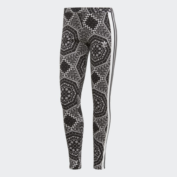 Tights Black DX4239 (With images)   Adidas tights, Black