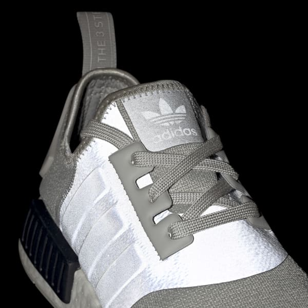 adidas NMD_R1 EF4261 (Metal Grey Yellow Core Black)