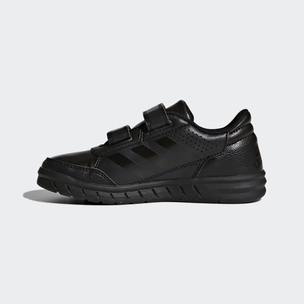 zapatillas niños adidas negras