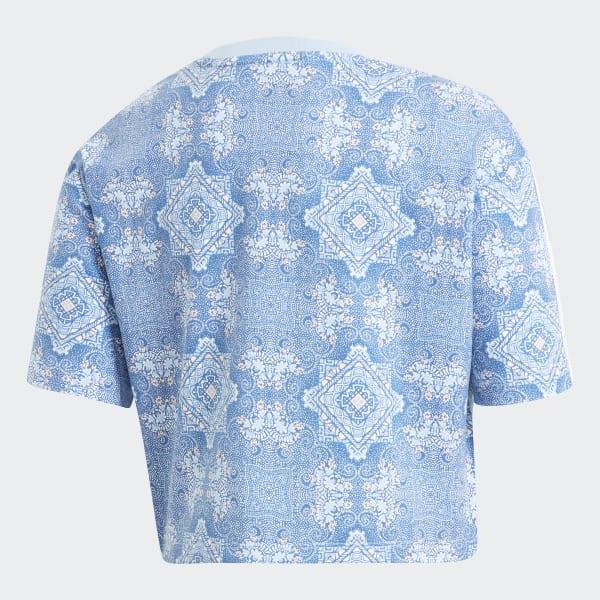 T-shirt Culture Clash 3-Stripes