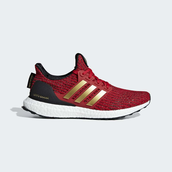 0223abfdcd adidas x Game of Thrones House Lannister Ultraboost Shoes - Red ...