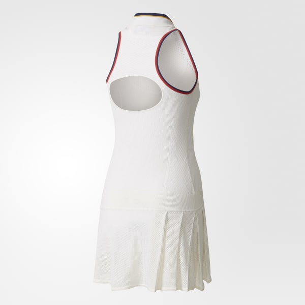 Femmes Pharrell Williams NY Stripe Dress Ltd