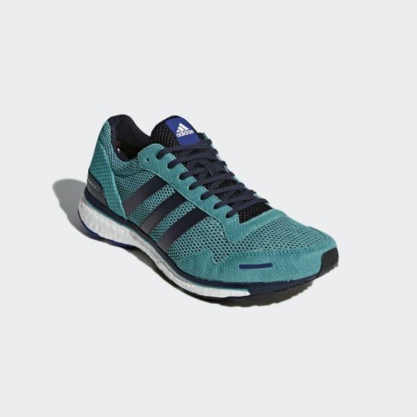27c5c865934 adidas Adizero Adios 3-schoenen - blauw | adidas Officiële Shop