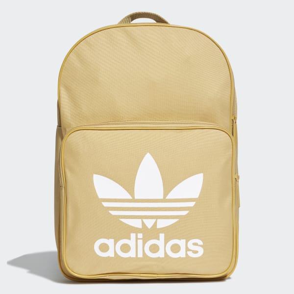 novísimo selección Tener cuidado de bajo precio adidas Classic Trefoil Backpack - Beige   adidas Australia