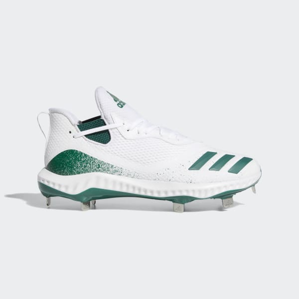 adidas Icon V Bounce Cleats - Green
