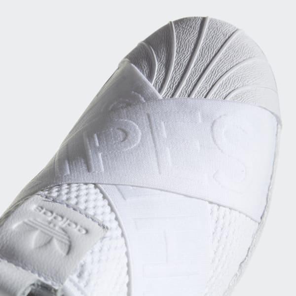 236f7860c1d Tênis Superstar Slip-on - Branco adidas