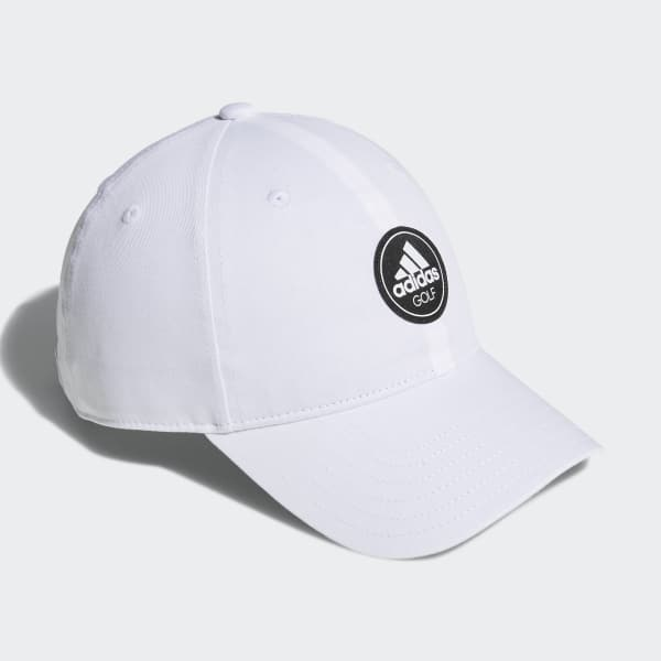 43c18013dc0a5 adidas Cotton Relax Cap - White