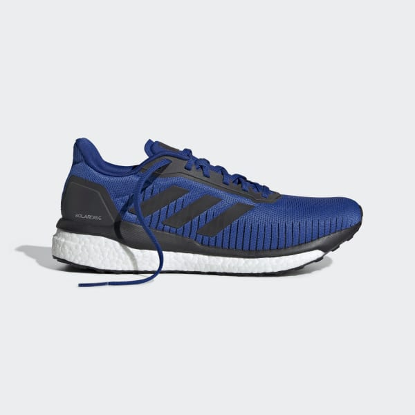 Details about Mens Size 12.5 Running Shoe Adidas Energy Boost Royal BlueSolar Orange