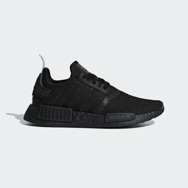the latest efcd4 c0097 NMD R1 Shoes.  78 130. 294 Read all 294 reviews. NMD R1 Shoes Core Black   Core  Black   Clear Mint AQ1102