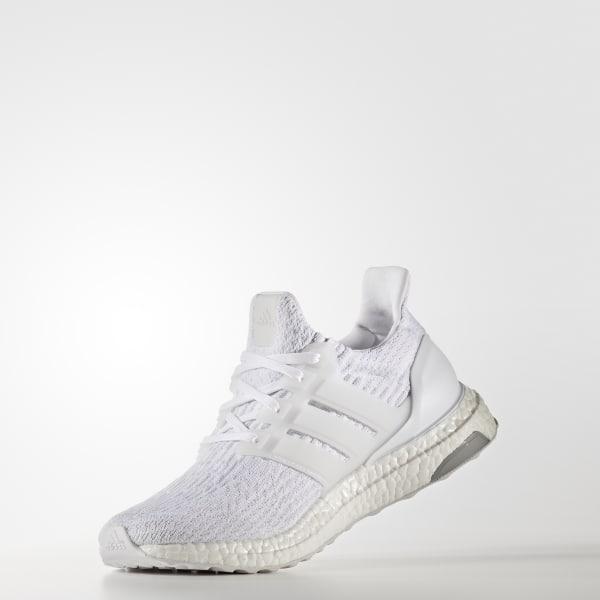 89a39bc33a572 adidas Tenis Ultra Boost - Blanco