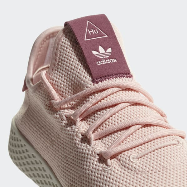 a16cc7fc36aae adidas Pharrell Williams Tennis Hu Shoes - Pink