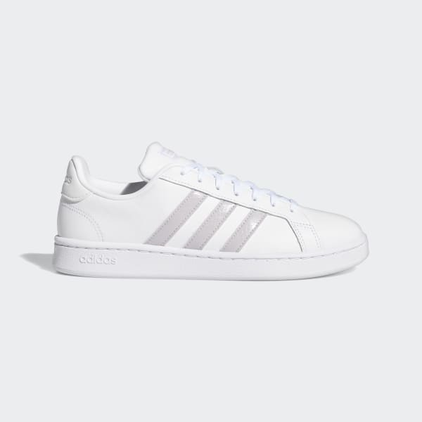 adidas Grand Court Shoes - White