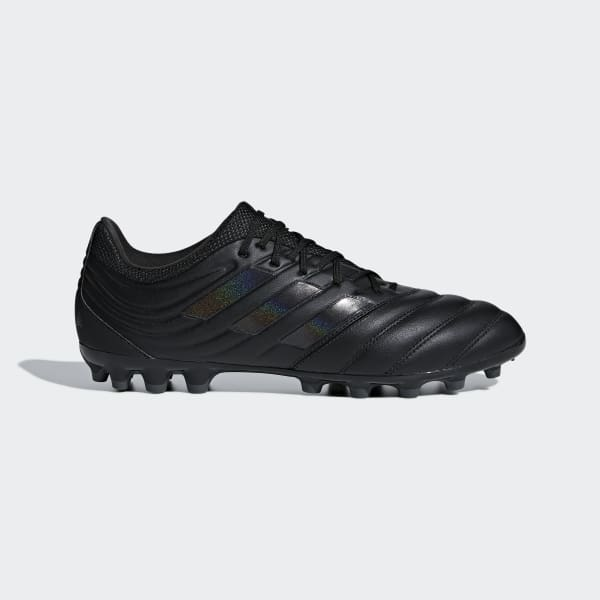 b0a62910da183 Bota de fútbol Copa 19.3 césped artificial - Negro adidas