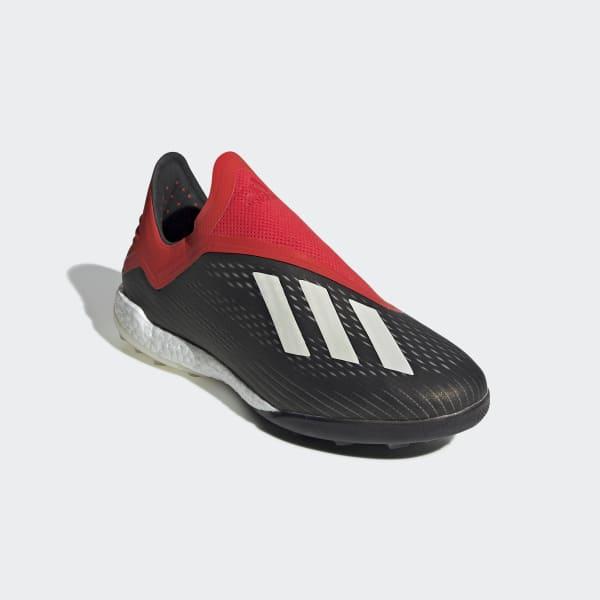 vanidad divorcio Fatal  Zapatos de Fútbol X Tango 18+ Césped Artificial - Negro adidas | adidas  Chile