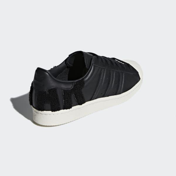 adidas Sapatos Superstar 80s Preto | adidas Portugal