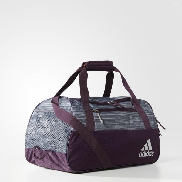 daead8345aa adidas Squad III Duffel Bag - Purple   adidas US
