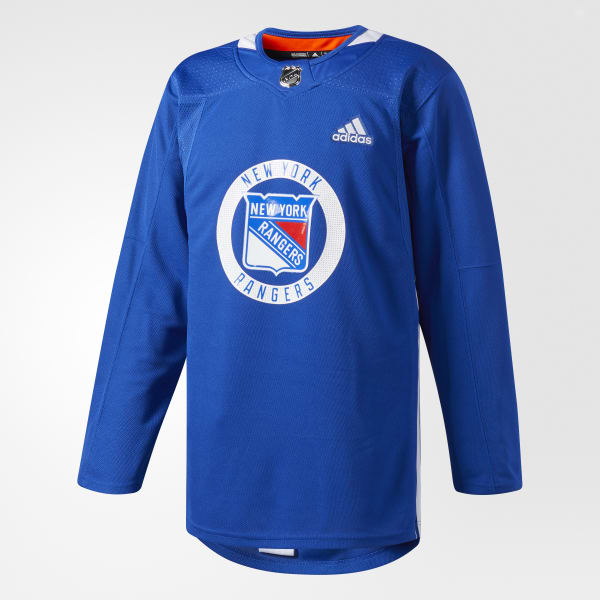 reputable site 7caa8 d0267 adidas Rangers Authentic Practice Jersey - Multicolor | adidas US