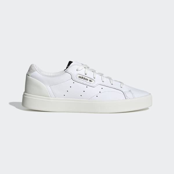 newest 15762 8a7f6 adidas Sleek Shoes - White   adidas UK
