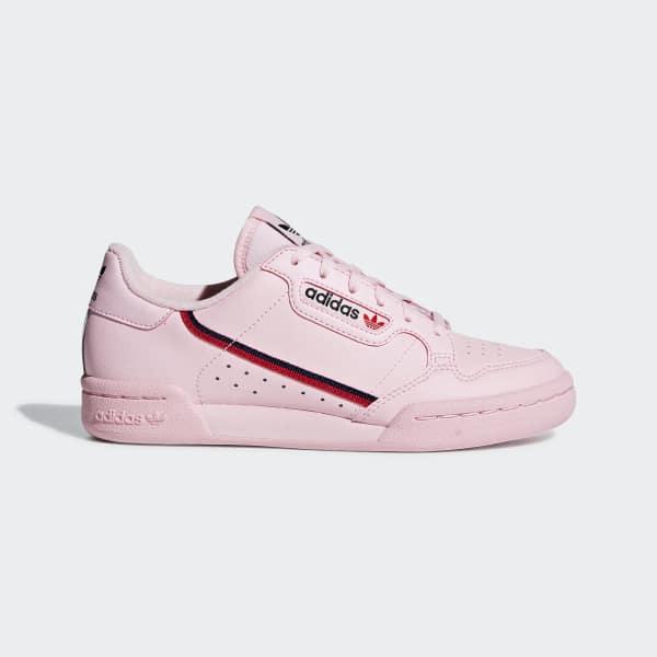 adidas Continental 80 Shoes - Pink | adidas US
