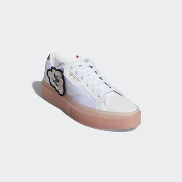 Sin cabeza piel vender  Zapatillas adidas Sleek Super - Blanco adidas | adidas Chile
