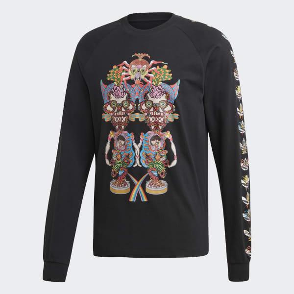 da482ab8731 Camiseta Tanaami California - Preto adidas