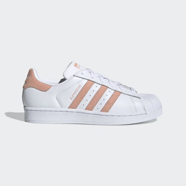 Women's Superstar Cloud White and Glow
