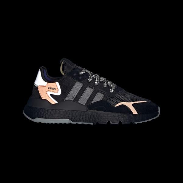 16648a1d4a3 Nite Jogger Shoes - Preto adidas