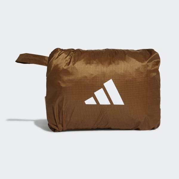 adidas Athletics Pack W.N.D. Jacket Brown | adidas Deutschland