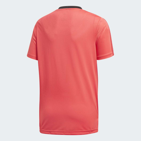 deff5c08078 adidas Camisola de Treino do Manchester United - Rosa
