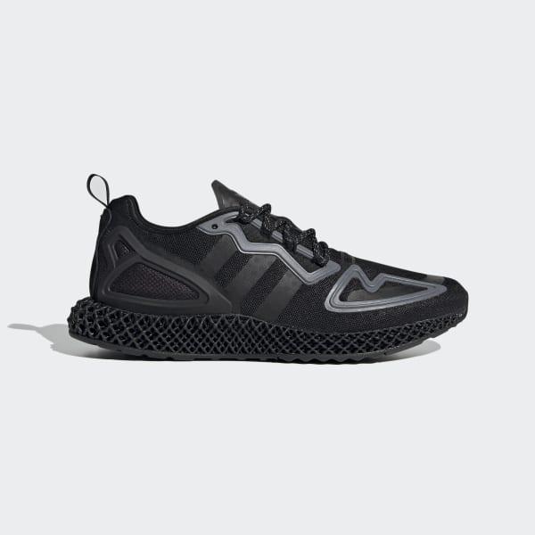 adidas ZX 2K 4D Shoes - Black | adidas US