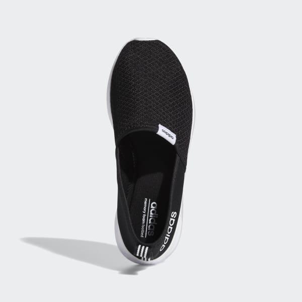 7faef3324 adidas Lite Racer Slip-On Shoes - Black | adidas US