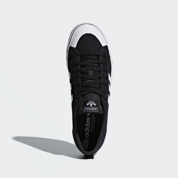adidas Nizza Shoes - Black | adidas