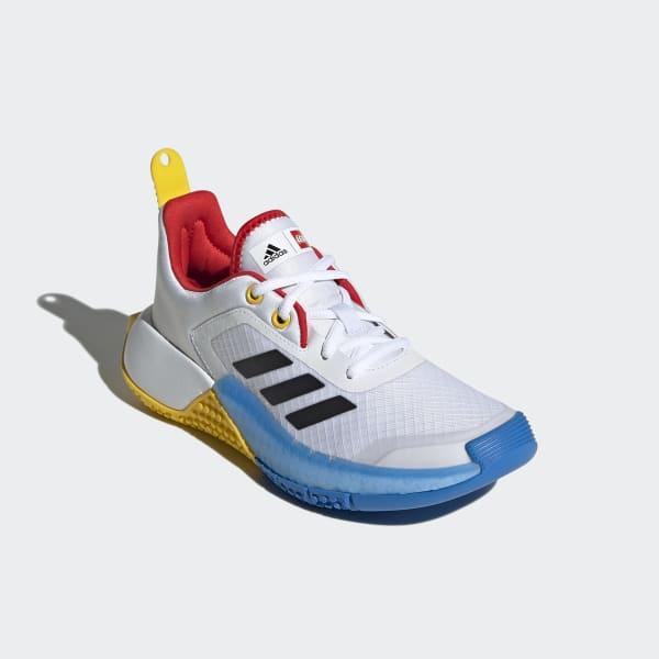 Chaussure adidas x LEGO® Sport - Blanc adidas   adidas France