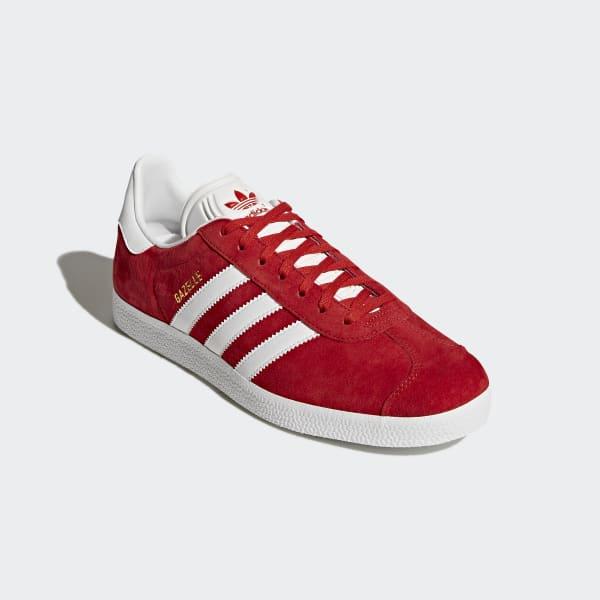 adidas Gazelle Schuh Rot | adidas Deutschland