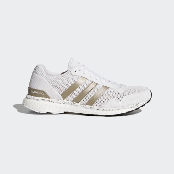 adidas adizero Adios 3 Shoes - White