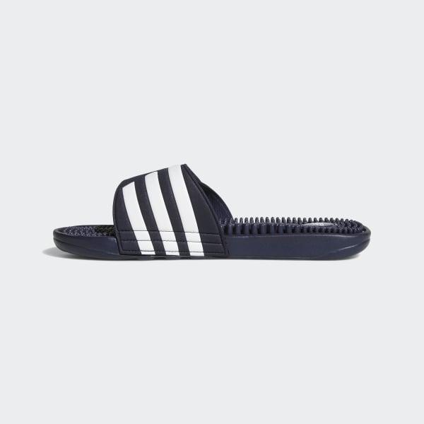 d7de8e1f1332 adidas Adissage Slides - Blue