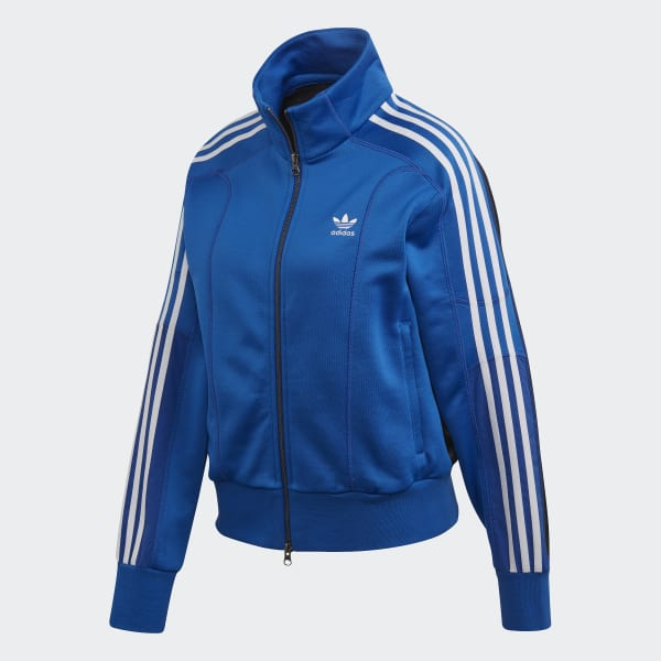 adidas Block Originals Jacke Blau | adidas Austria