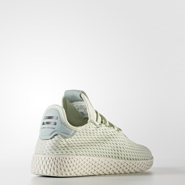 the latest 2965d be8e7 adidas Tenis Pharrell Williams Tennis Hu - Verde   adidas Mexico