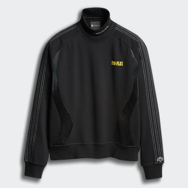52ca596c adidas Originals by Alexander Wang Wangbody Sweatshirt - Black | adidas New  Zealand