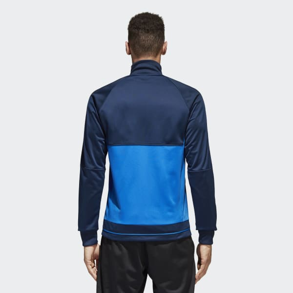 adidas Tiro 17 Training Jacket - Μπλε  66f6cb21e42