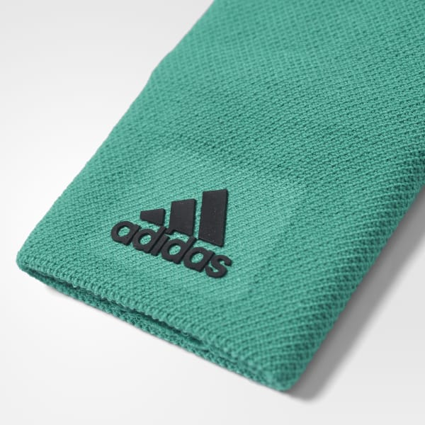 39278ce6867 adidas Roland Garros Player Wristband - Green | adidas US