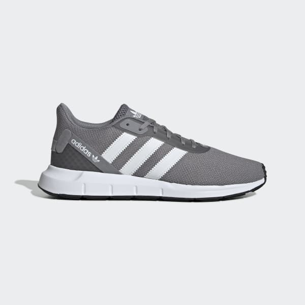 France Adidas Swift Run Dark Gris Sneaker Hommes Adidas