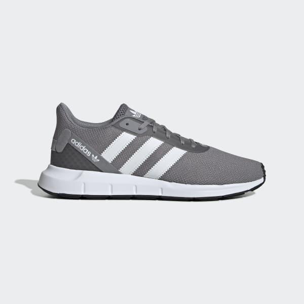 Swift Run RF Grey and Cloud White Shoes