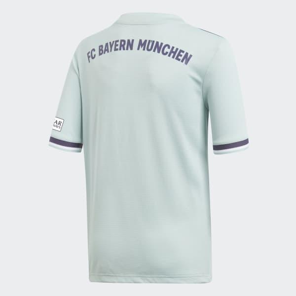 Camiseta segunda equipación FC Bayern Réplica